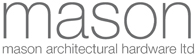 Mason Architectural Hardware Ltd