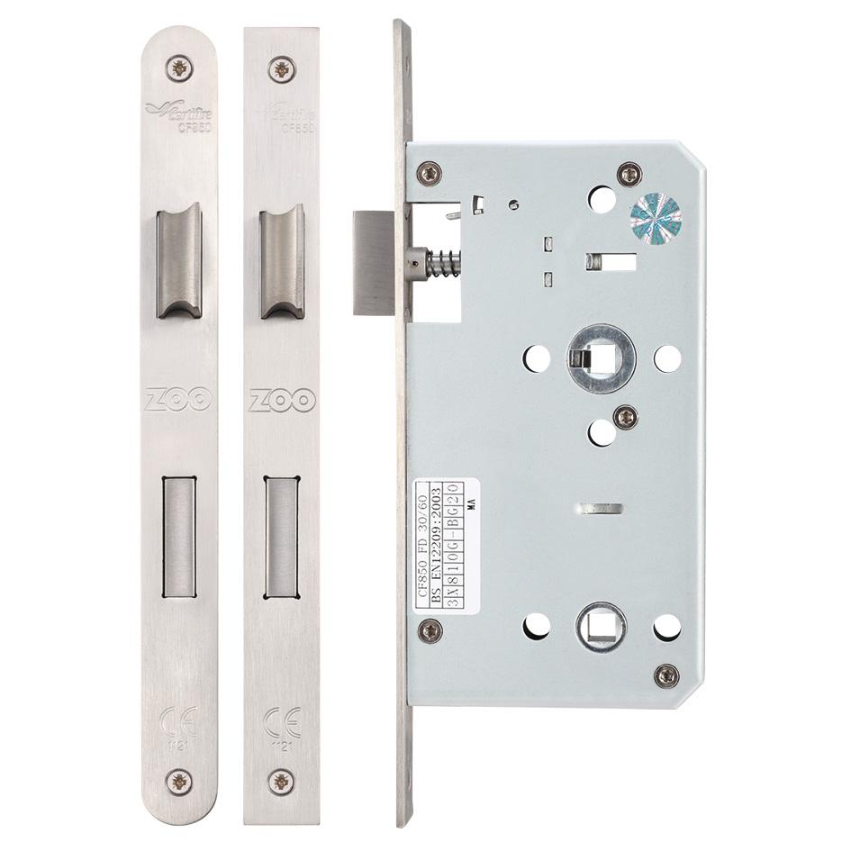 Bathroom Lock Case With 8mm Follower Mason Architectural