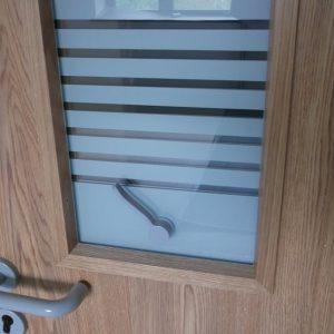 Doorview Vision & Privacy Door Panels